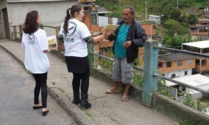 PADRÃO ÁGUIAS PARTICIPA DE AÇÃO COM A DEFESA CIVIL EM NOVA FRIBURGO